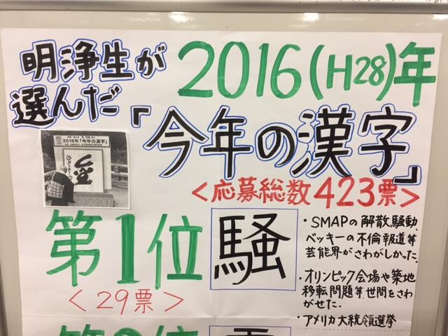 今年の漢字2016③.JPG