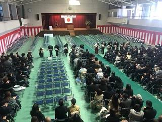 ✿第93回卒業証書授与式✿