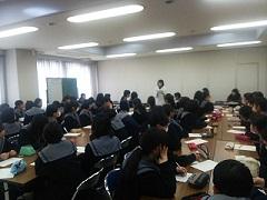 看護進学コース:受験体験を語る会