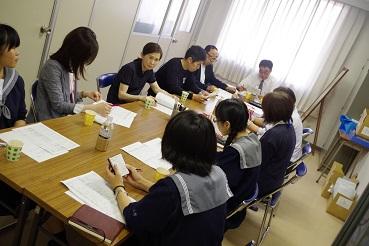 食堂プロデュース会議開催!!新メニュー登場!?