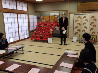 明浄学院外国語俳句大賞授賞式を実施しました!