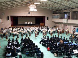 吹奏楽部体験入部を開催しました♩