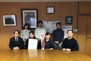 【吹奏楽部】祝・マーチングバンド全国大会で「銀賞」を受賞!