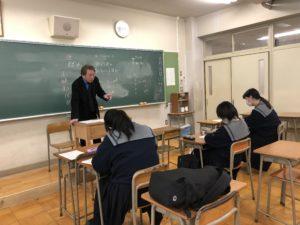 冬期講習開始!入試に向けてのラストスパート!