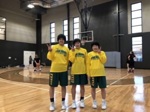 「spring camp in seattle 2019」バスケットボール部員がシアトル研修