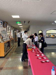 第2回入試説明会・体験入学が開催されました