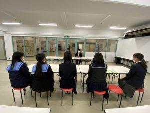 12/19 入試説明会・入試対策講座が行われました