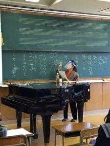 和歌披講会の練習が始まりました!