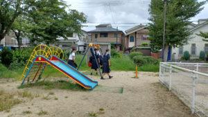 【こどもの遊びと文化】(来年度から幼児教育専攻)の授業を行いました。